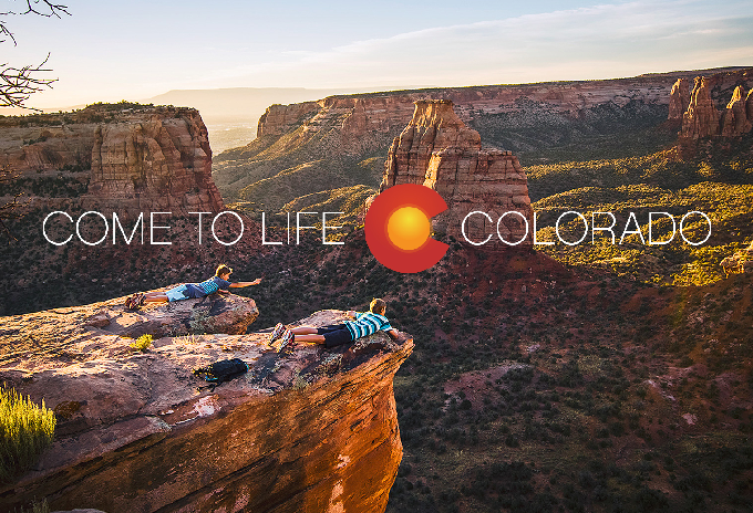 Colorado Tourism Office — Come To Life 2016-2017