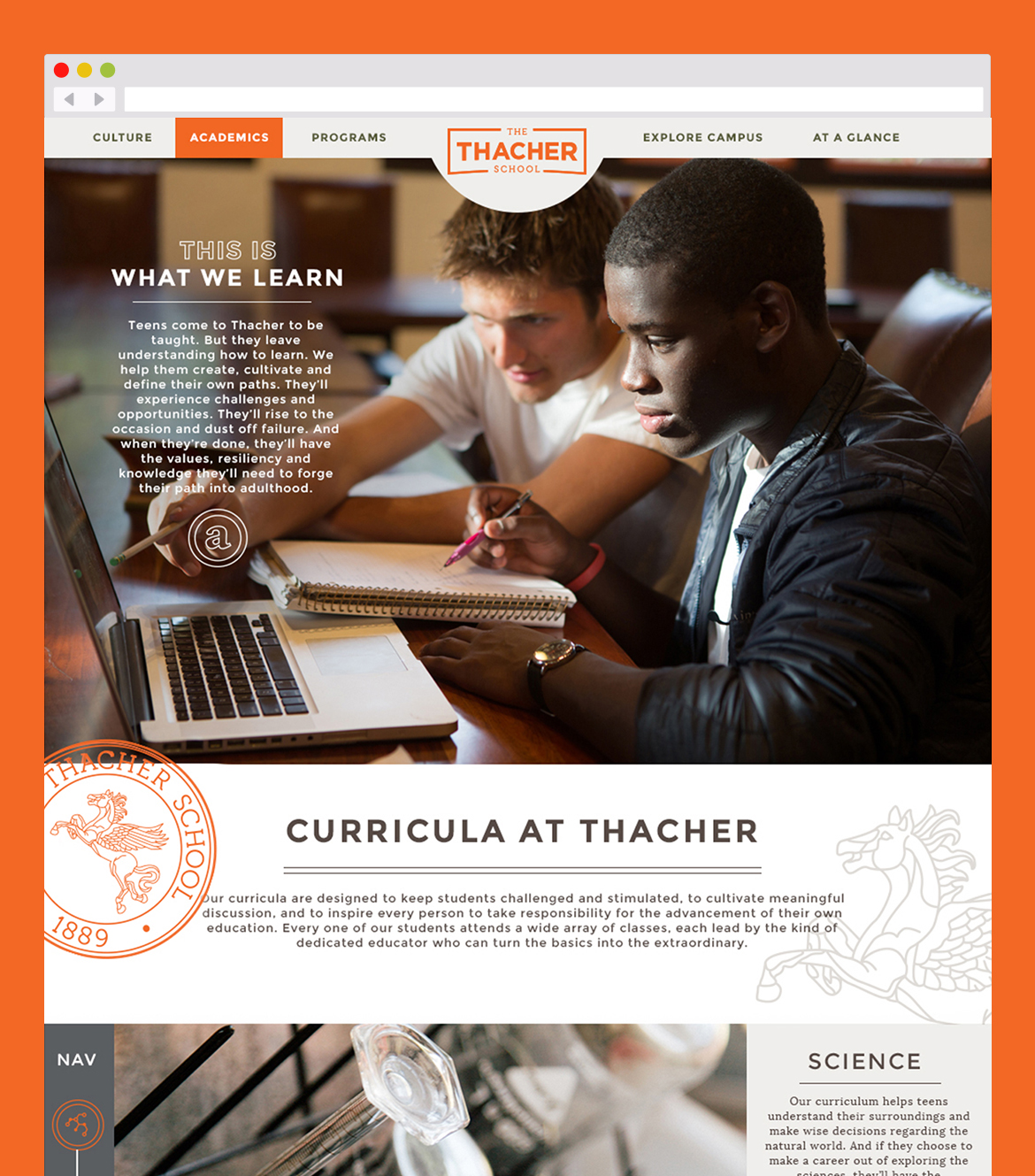 Thacher_Website_mock