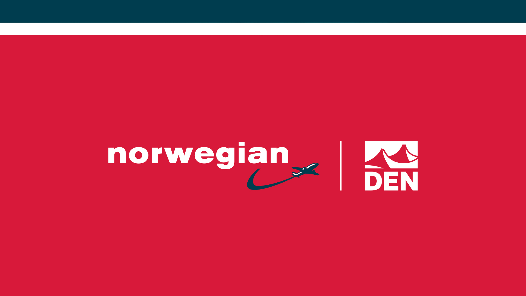 Norwegian Air + DEN — Fly Like The Queen