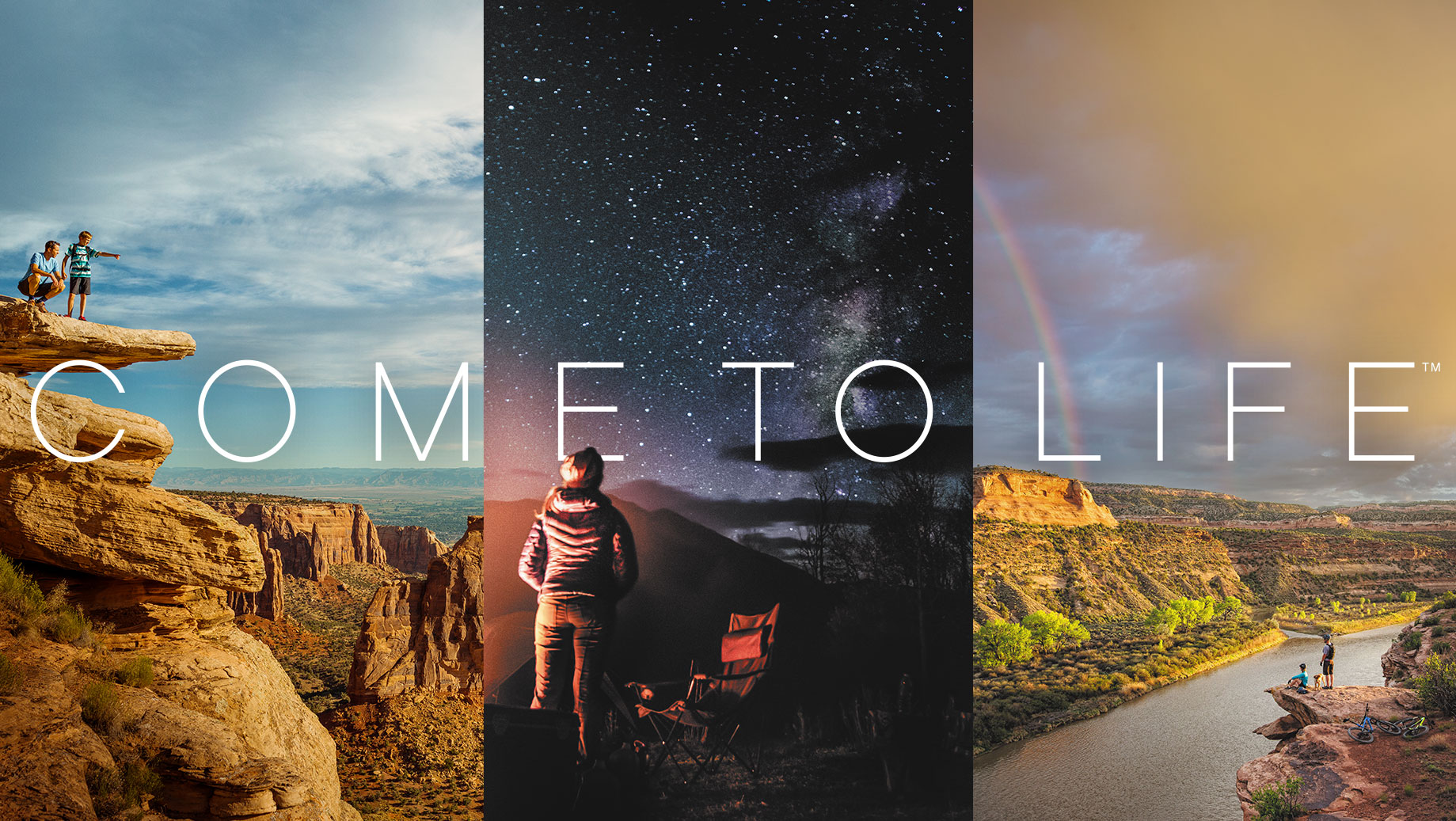 Colorado Tourism Office — Come To Life 2019
